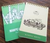 お土産や旅行の記念に オリジナルリングノート