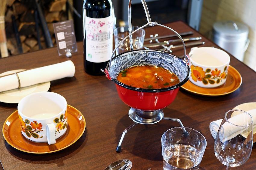 気軽に味わう ヨーロッパの家庭料理