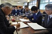 台湾から36人の修学旅行生、軽井沢高校で交流