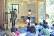 医療、介護現場での体験、 感情の動きを演劇で表現