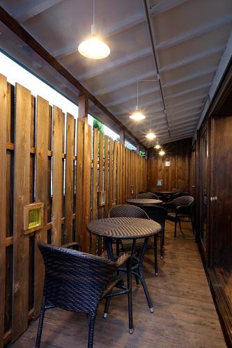 軽井沢ベジ&ミート Dining Cafe リックシャンティ