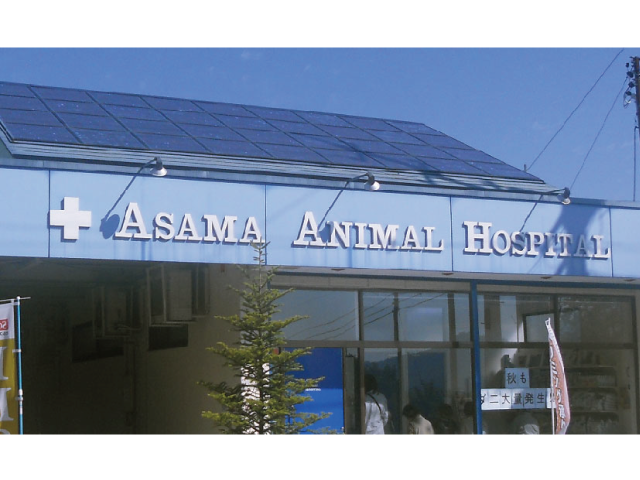 あさま動物病院