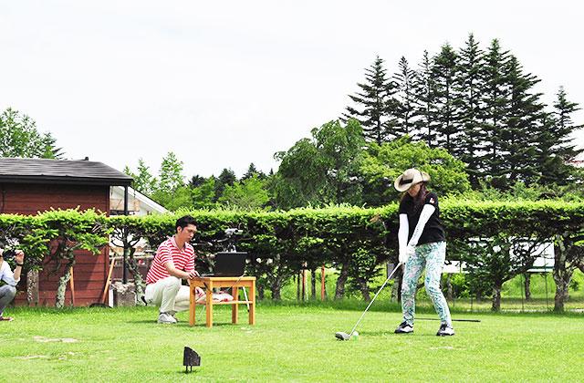 軽井沢インドアゴルフスクール