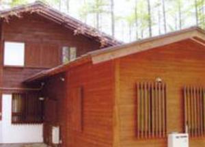 旧軽井沢建設