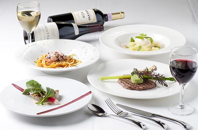 ワイン&欧風料理 メリ・メロ