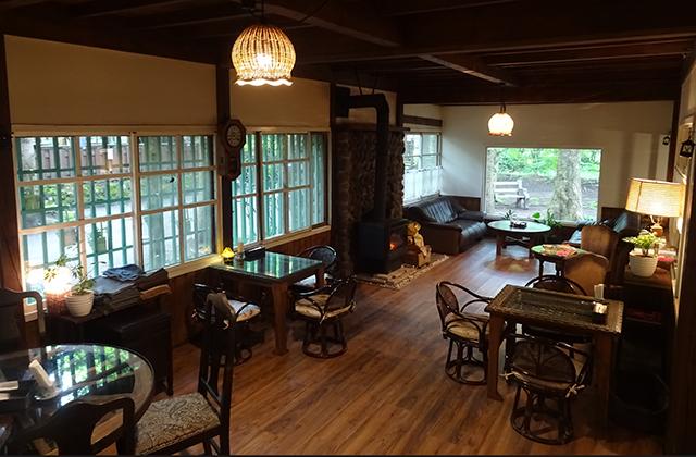 旧軽井沢Café 涼の音