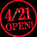 4/21 OPEN