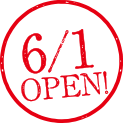 6/1 OPEN