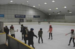 軽井沢スケートセンターが閉鎖